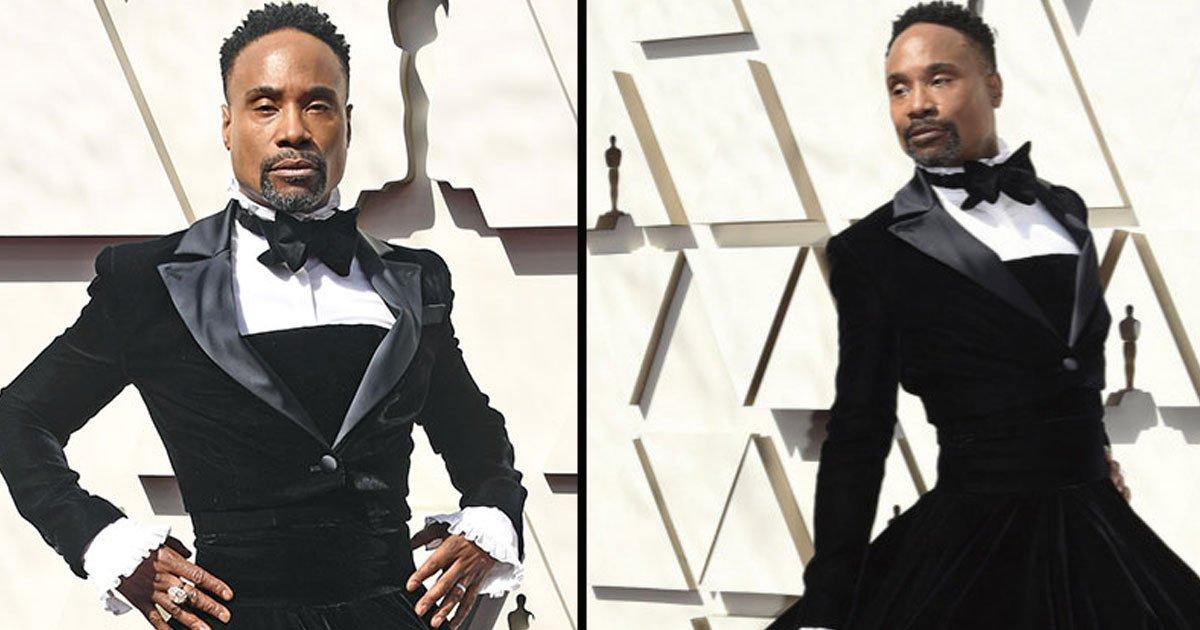 untitled 1 49.jpg?resize=1200,630 - Billy Porter's Tuxedo Gown Is Breaking Gender Barriers