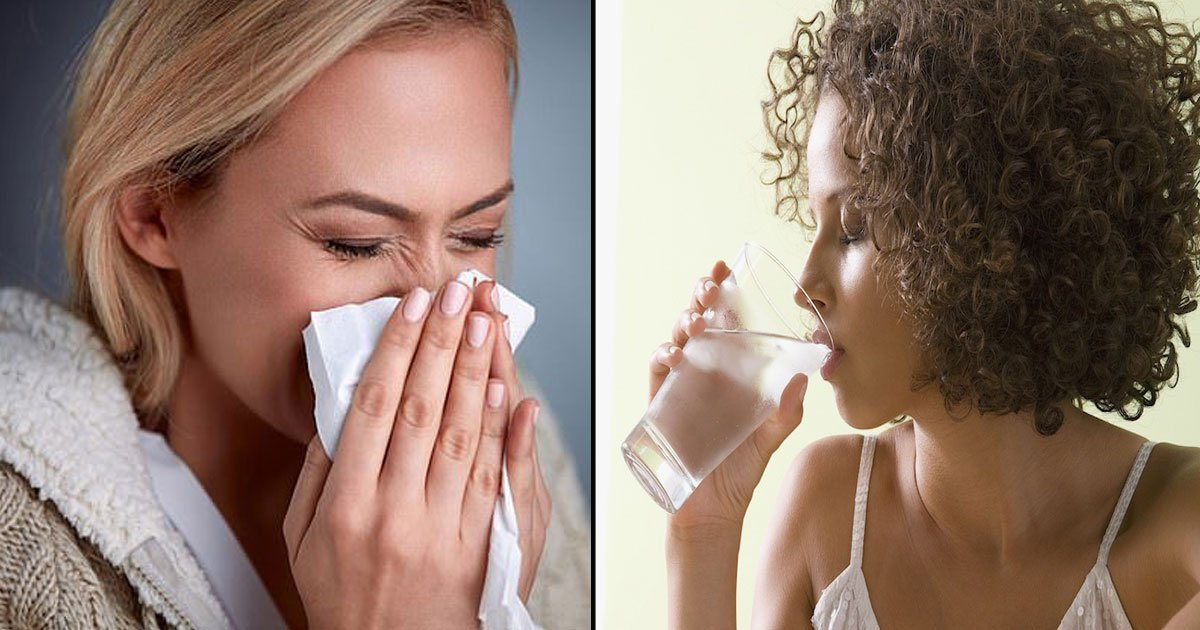 untitled 1 5.jpg?resize=1200,630 - Scientists Say Salt Water Gargle Can Make Your Sore Throat Go Away