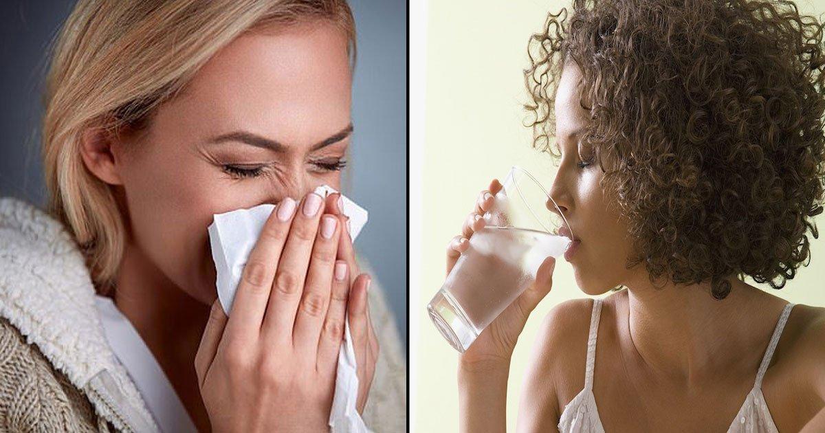 untitled 1 5.jpg?resize=1200,630 - Les scientifiques disent que les gargarismes à l'eau salée peuvent faire disparaître votre mal de gorge