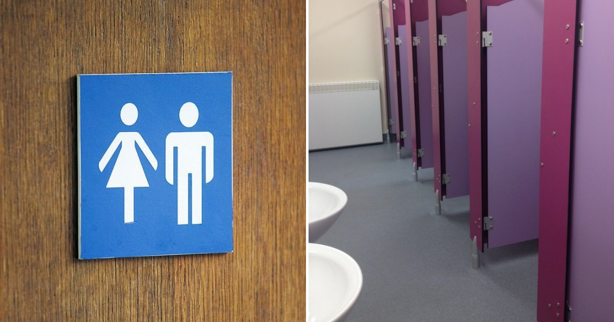untitled design 30.png?resize=1200,630 - Female Pupils Forced To Hold Pee In Because They Are Scared To Share Unisex Toilets With Older Boys