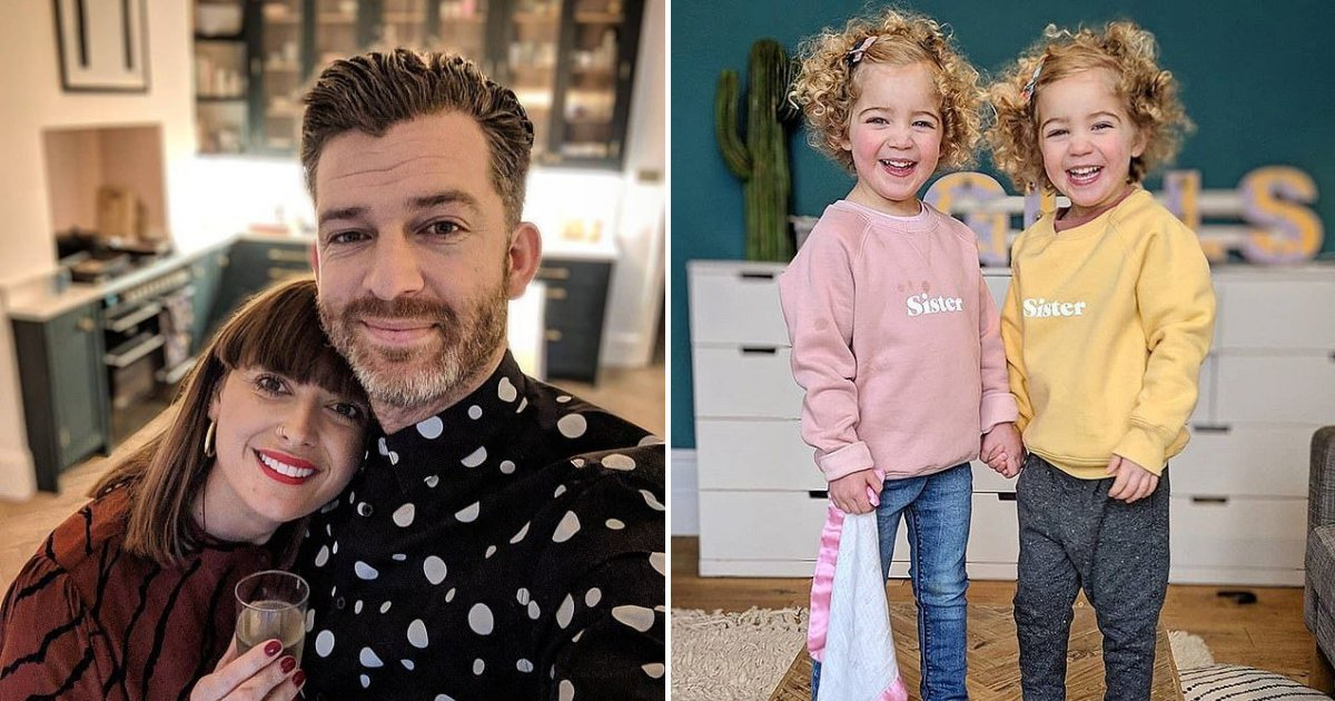 untitled design 31.png?resize=412,232 - Dad Sparks Debate After Saying He Might Shave His Daughter's Head Because He Can't Tell His Twin Girls Apart