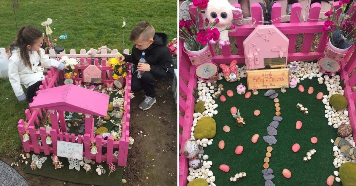 untitled design 39.png?resize=1200,630 - Council Orders Grieving Parents To Remove Toys And Flowers From Daughter's Grave