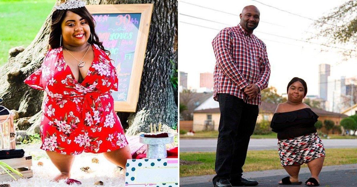 untitled design 56.png?resize=1200,630 - Une femme née sans bras ni genoux planifie avec enthousiasme le mariage de ses rêves