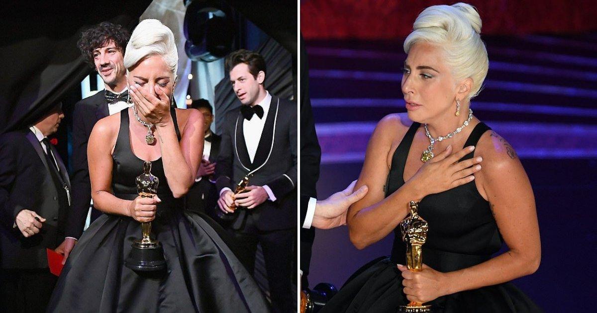 untitled design 70 1.png?resize=412,232 - Lady Gaga prononce un discours touchant pour son Oscar de la meilleure chanson