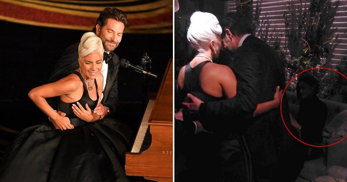 untitled design 72 1.png?resize=412,232 - Irina Shayk Pushed Aside As The Chemistry Between Bradley Cooper And Lady Gaga Continued After The Oscars