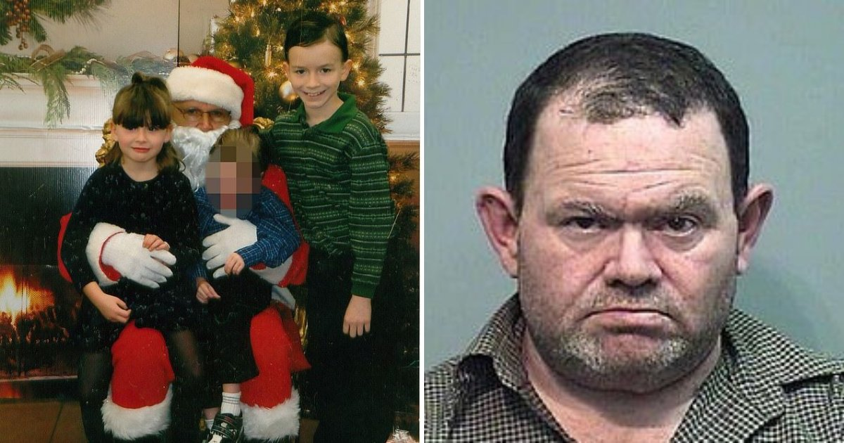 untitled design 76.png?resize=412,232 - Former Santa Charged With Murder After Burying His Children In His Backyard