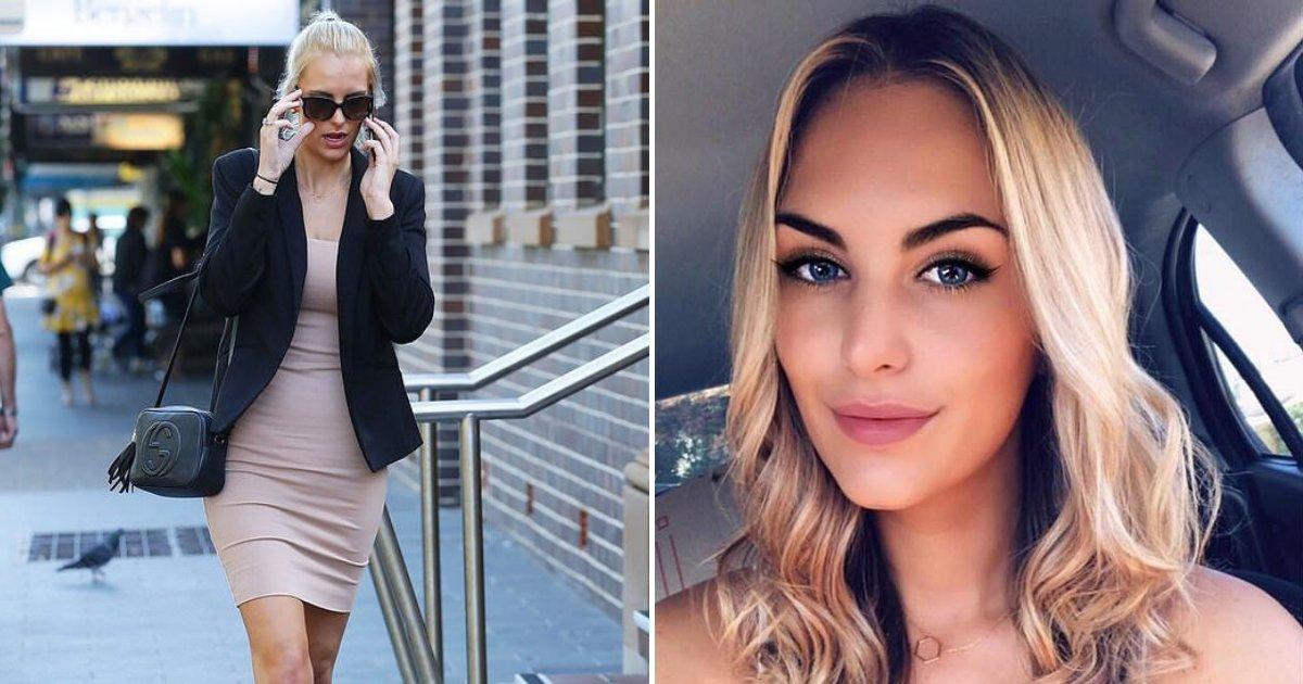 untitled design 82 1.png?resize=412,232 - Une mannequin sur Instagram est arrêtée après avoir volé dans plusieurs magasins et restaurants