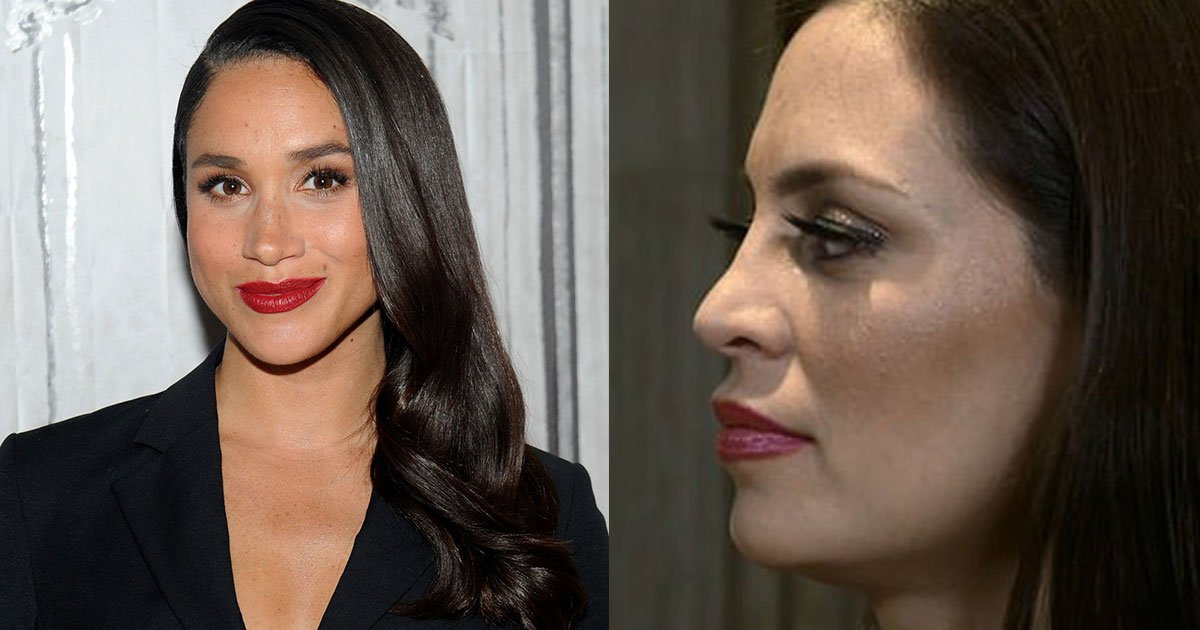 woman spent 30000 on plastic surgery to look like meghan markle and here is the result.jpg?resize=412,232 - Woman Spent $30,000 On Plastic Surgery To Look Like Meghan Markle