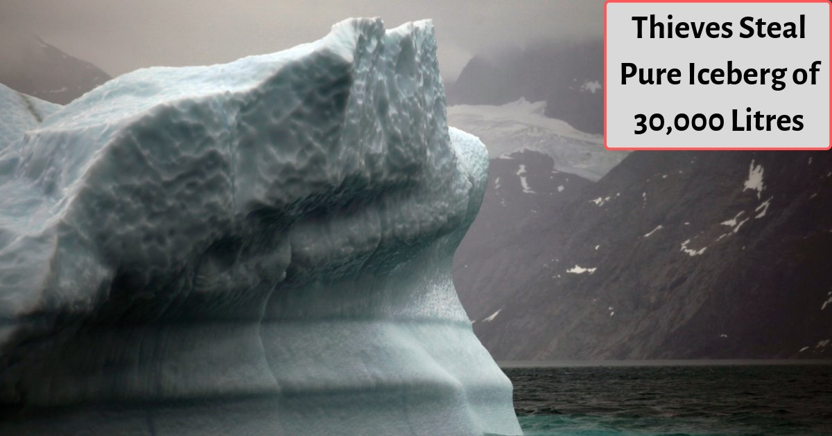 y1 10.png?resize=412,232 - Criminals Stole 30,000 Litres of Iceberg Water Stored to Make Vodka in Canada