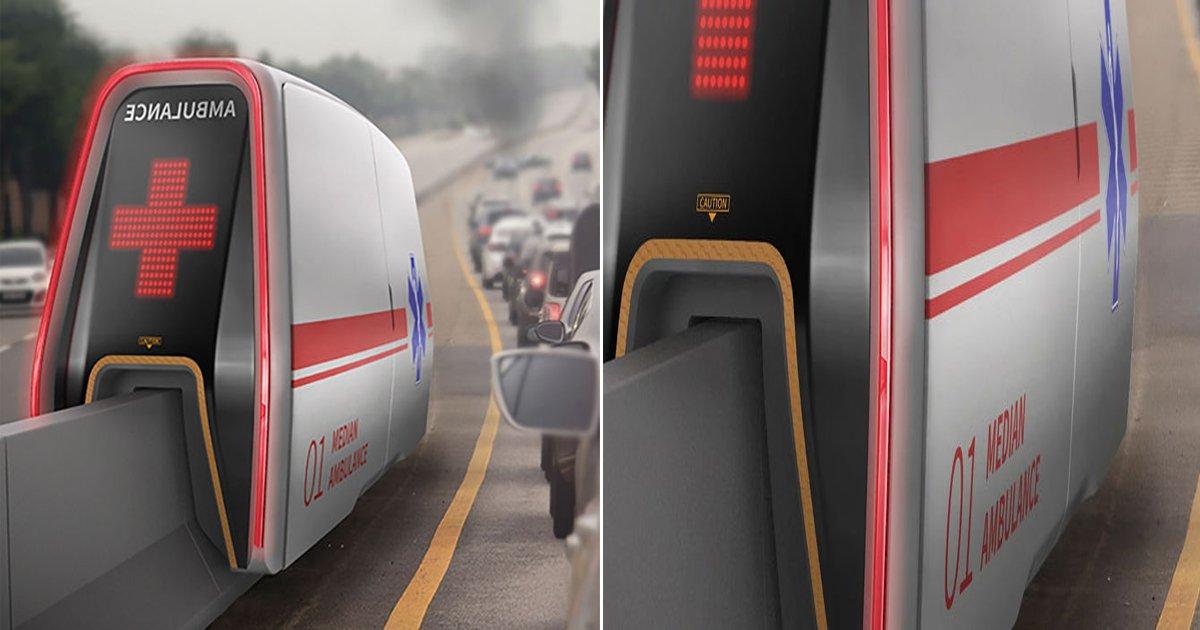 0307 thumb 5.jpg?resize=412,232 - 한국 디자이너들이 출품한 새로운 '구급차' 디자인.jpg