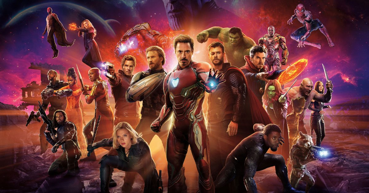 1000 for watching all 20 marvel movies back to back.jpg?resize=412,232 - This Company Will Pay You $1,000 To Watch All 20 Marvel Movies Back-to-Back