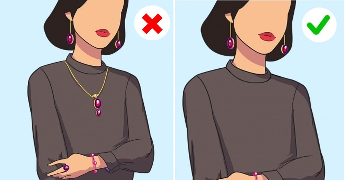 14 dressing rules that everyone should learn once and for all.jpg?resize=412,232 - 14 Dressing Rules That Everyone Should Learn Once and for All