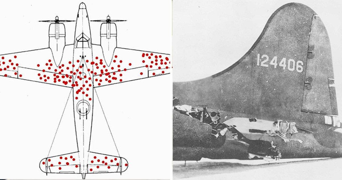 3 48.jpg?resize=412,232 - 2차 세계대전에서 폭격당한 '항공기'가 말하는 심각한 오류
