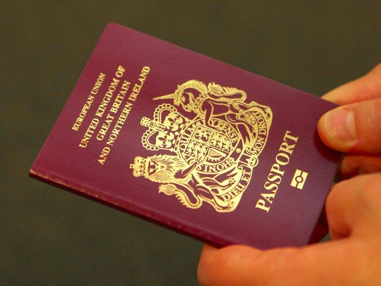 Image result for british Passports 750