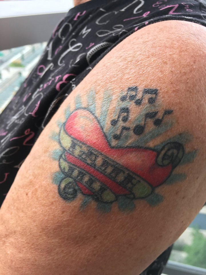 Image result for Why I Chose To Get A Tattoo Instead Of A Face-Lift For My 80th Birthday
