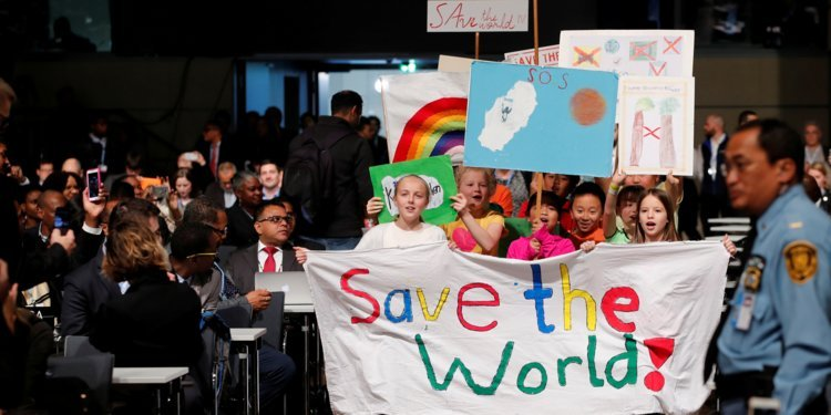 Image result for Kids protest on climate change 750