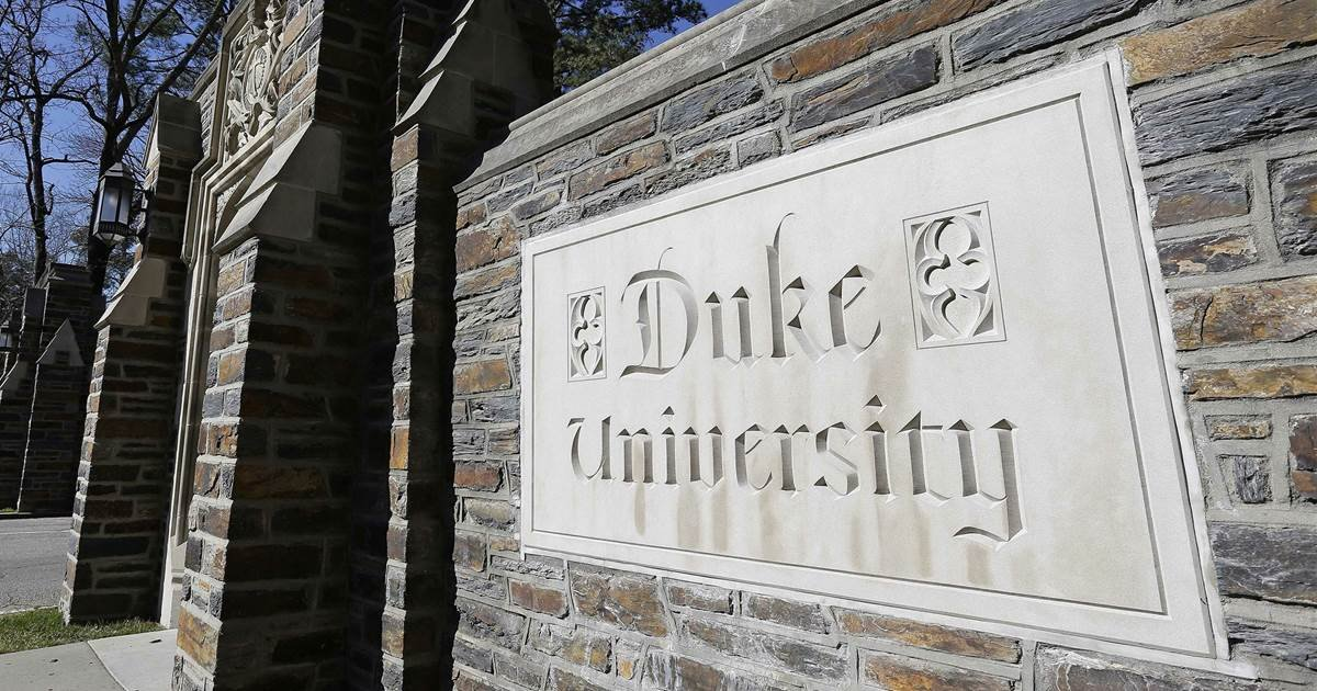 a 16.jpg?resize=1200,630 - Duke University Ordered To Pay $112 MILLION For Using Fake Data To Secure Research Grants