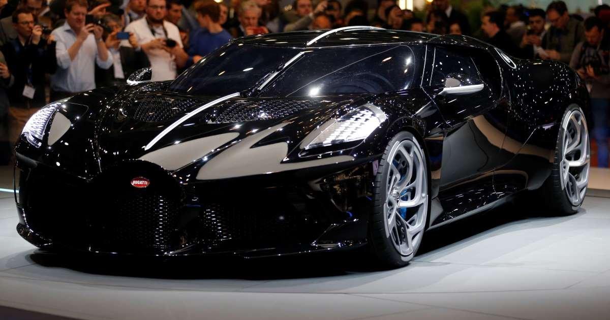 a 3.jpg?resize=412,232 - Bugatti Unveils World's Most Expensive Car 'La Voiture Noire'