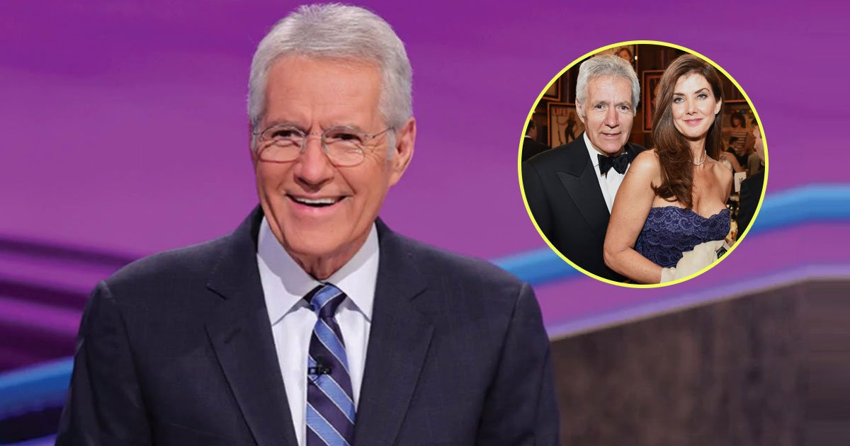 alex trebek.jpg?resize=412,232 - Alex Trebek Who Has Been Diagnosed With Cancer Said: 'If I'd Just Met Jean In My 20s We Could Have Had A Longer Life Together'