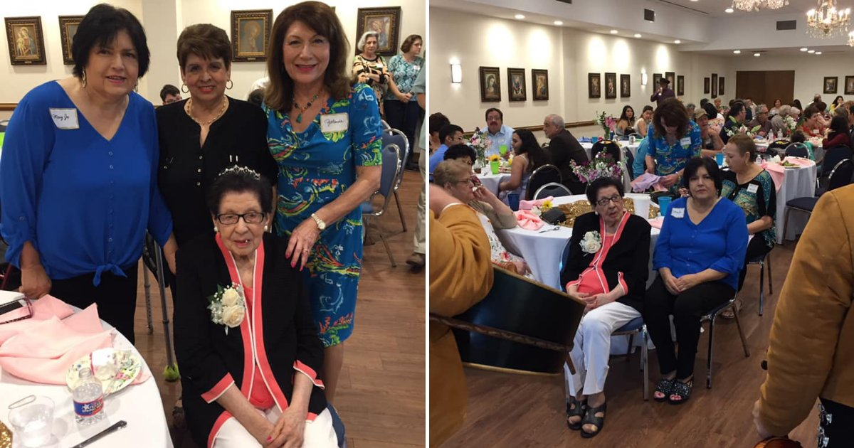 bday5.png?resize=1200,630 - Woman Celebrates 105th Birthday And Shares Secret To Long Life