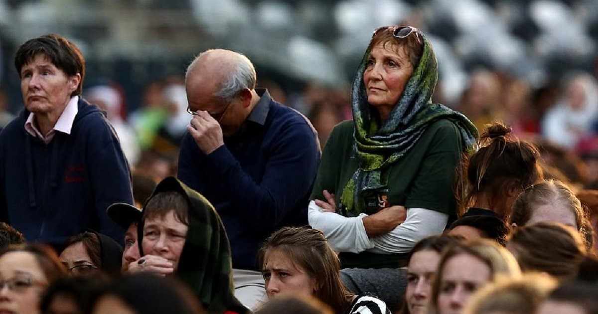 d3 5.jpg?resize=1200,630 - More Than 10,000 People Participated In A Silent March In Dunedin, The City Where The Christchurch Mosque Shooter Lived