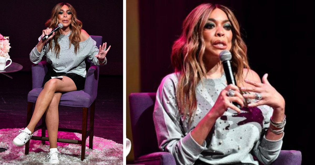 d4 13.png?resize=1200,630 - Wendy Williams Succumbs to Her Emotions on Air and Admits to Getting Treatment for Addiction