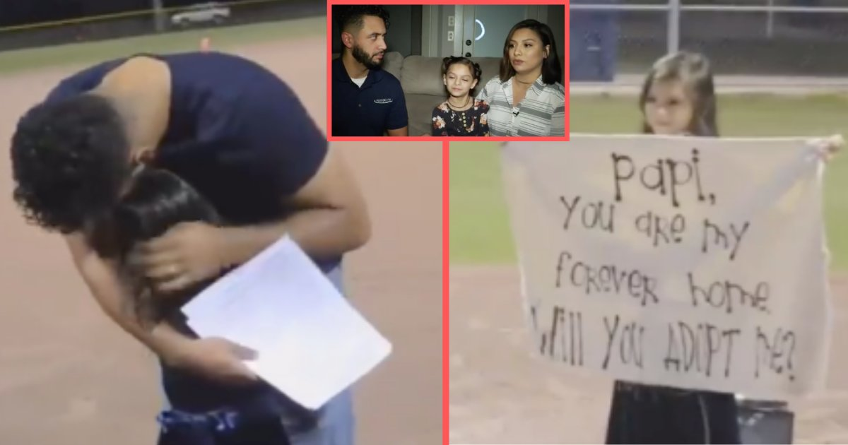 d4 16.png?resize=412,232 - Girl of 8 Years of Age Asks Stepdad Who is a Marine Officer to Adopt Her and Become his Official Parent in an Emotional Message