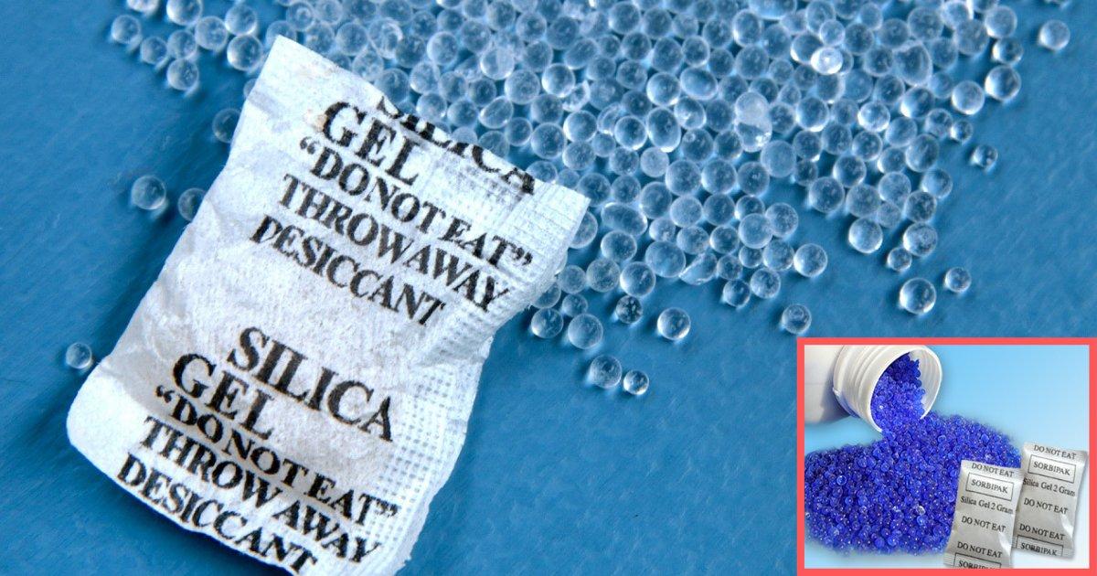 d4 9.png?resize=412,232 - Les sachets de gel de silicium ne sont pas des déchets, voici ses 6 utilisations étonnantes