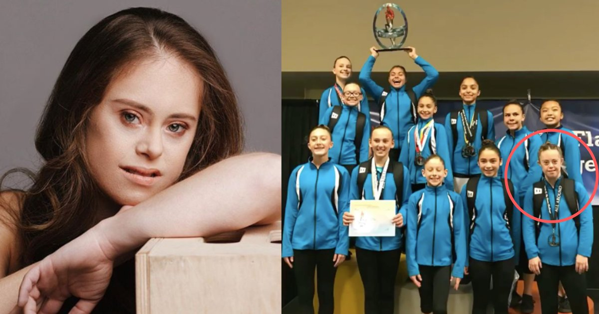 d5 14.png?resize=1200,630 - A Down Syndrome Gymnast Signed Up a Modeling Contract