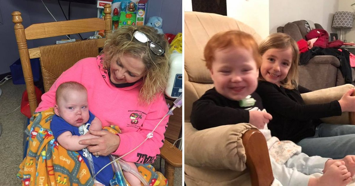 dfdddd.jpg?resize=412,232 - Woman Saves A Preemie Baby  And With Just 30% Chance Of Survival- Thanks To An 'Angel' He Survived And Is Already 3 Years Old