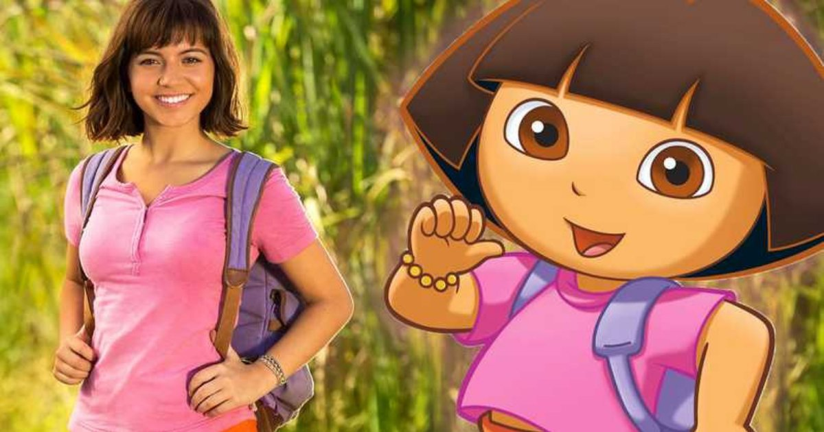 dora6.png?resize=1200,630 - Dora the Explorer Has Come To Life In Exciting Live Action Film