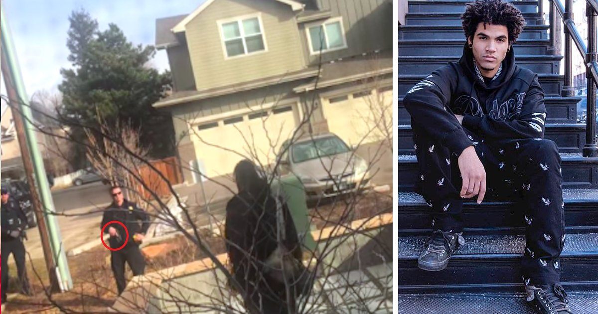 featured image 14.png?resize=412,232 - Black Man Collecting Trash From His OWN Yard Is Confronted By Cops
