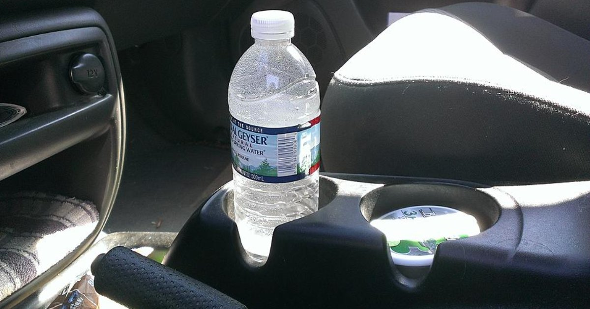 featured image 20.png?resize=1200,630 - Firefighters Warn Leaving Water Bottles In Cars Could Start A Fire