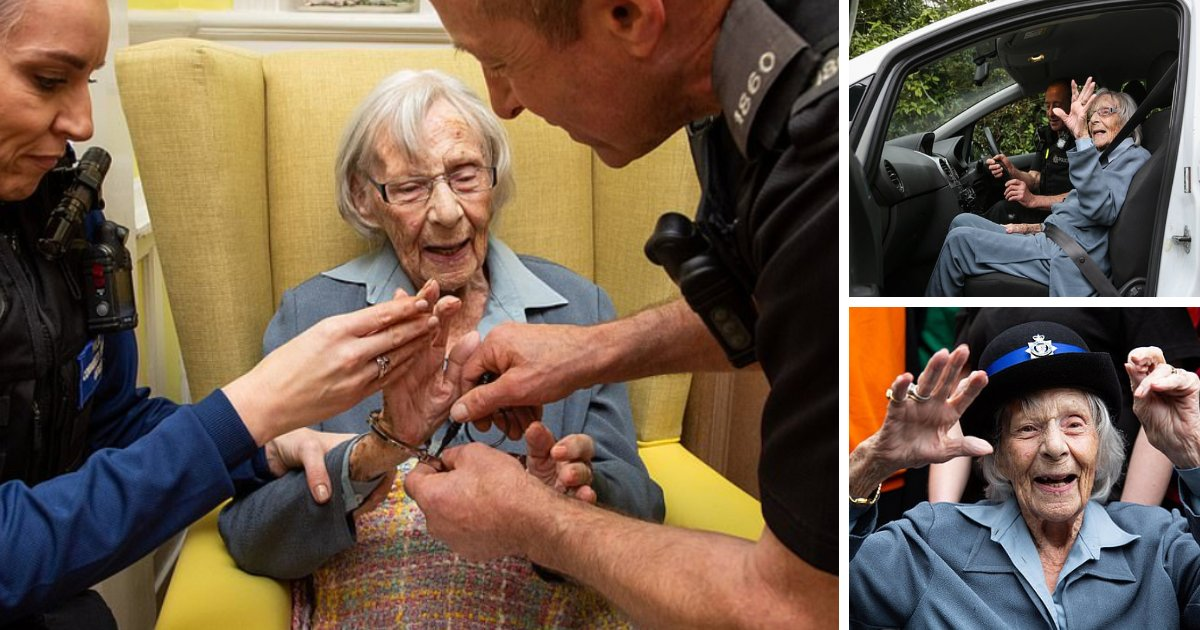 featured image 44.png?resize=412,232 - 104 Year Old Woman Finally Gets Arrested By The Police
