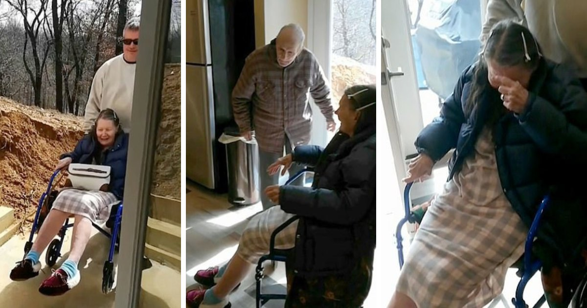featured image 50.png?resize=1200,630 - Elderly Couple Bursts Into Tears After Son Turns Basement Into Their New Home