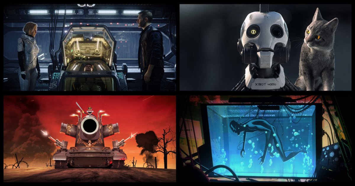 featured image 59.png?resize=412,232 - Netflix's 'Love, Death + Robots' Is Being Hailed The Next Black Mirror