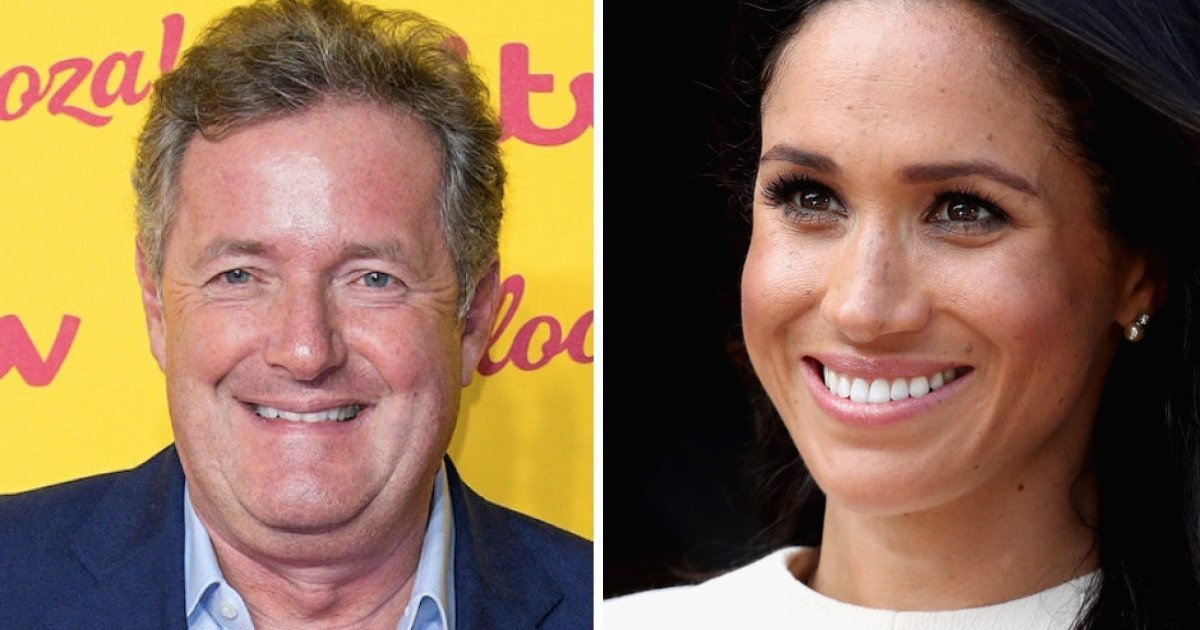 featured image 72.png?resize=412,232 - Piers Morgan Accused Meghan Markle Of Being A 'Fake Social Climber' Who's Used People To Get To The Top