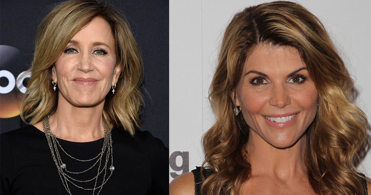 felicity huffman and lori loughlin charged in alleged college admissions scam.jpg?resize=412,232 - Felicity Huffman And Lori Loughlin Charged In Alleged College Admissions Scam And Bribery