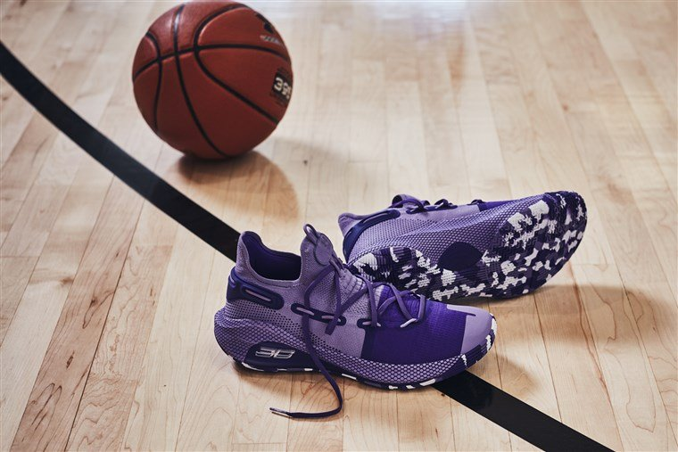 Sales of the Curry 6 United We Win will go toward a scholarship that the Stephen and Ayesha Curry Family Foundation and Under Armour have created to honor Riley