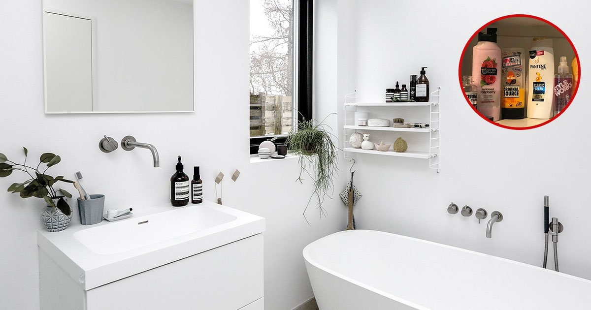growing research suggests dangerous substances linked to everything from eczema and acne to even infertility and cancer.jpg?resize=412,232 - What Toxic Chemicals Are In Your Bathroom Cabinet?