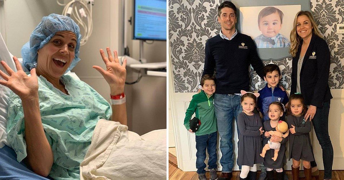 gsdg.jpg?resize=366,290 - Une femme courageuse qui a eu du mal à avoir des enfants a aidé une femme stérile en lui donnant son utérus