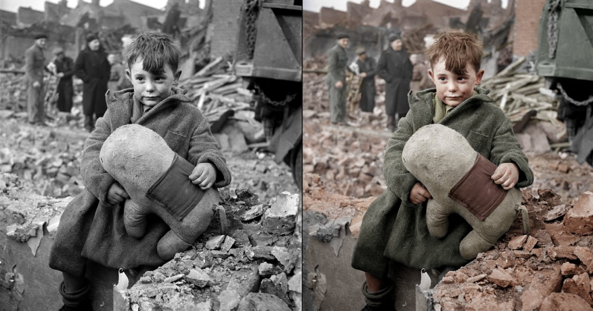 historical photos with color.png?resize=412,232 - 13 Historical Photos That Look Amazing When Color Is Added