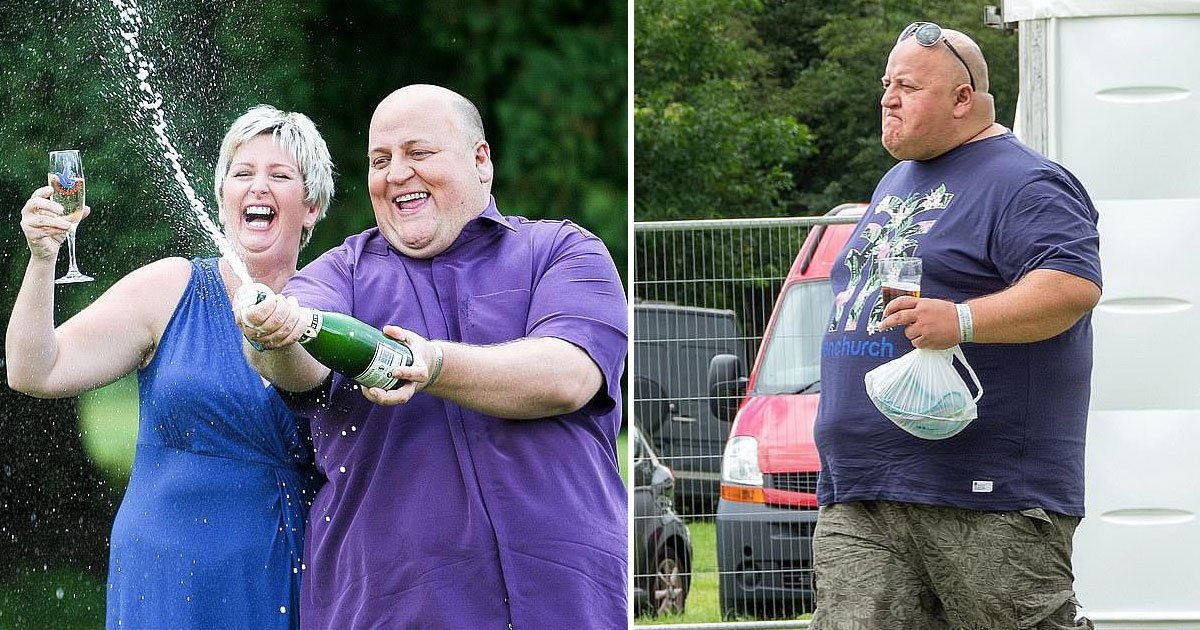 lottery winner lonely.jpg?resize=1200,630 - EuroMillions Winner Adrian Bayford Is Shutting Himself Off From The World After A Series Of Failed Relationships