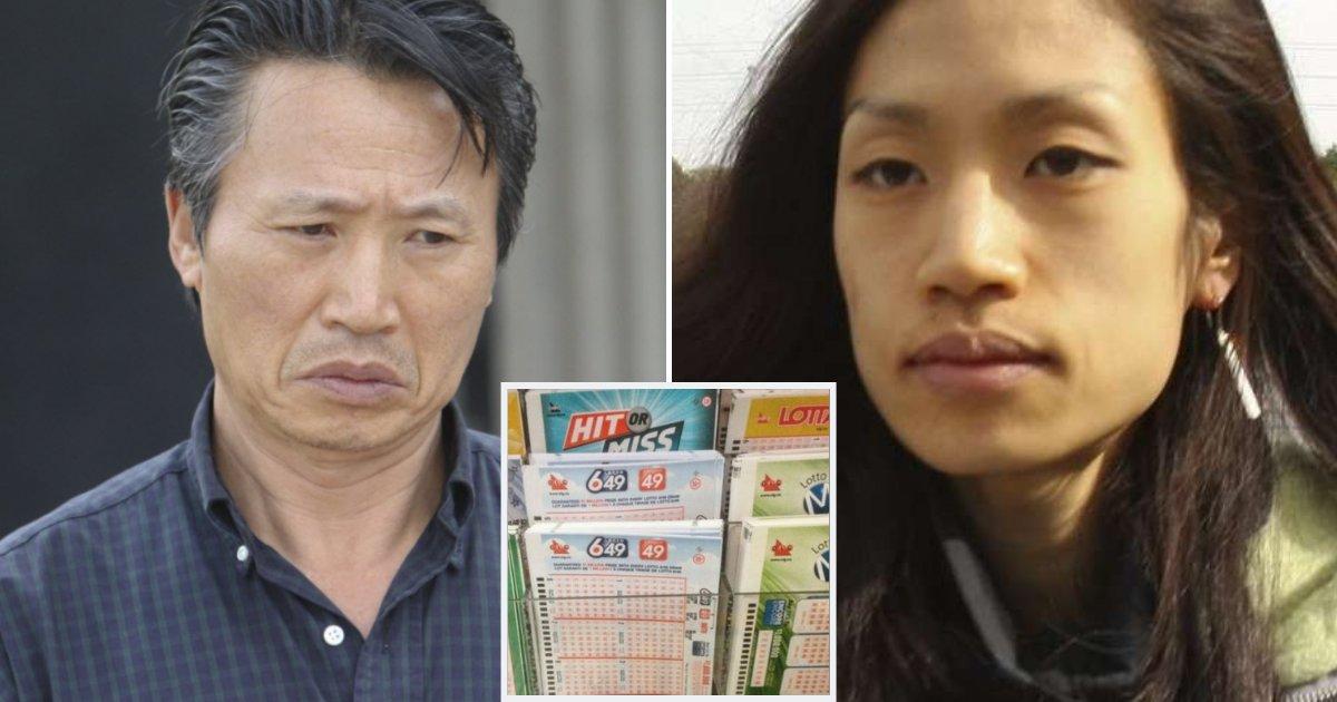 lotto.png?resize=1200,630 - Un père et sa fille condamnés à une amende de 3 millions d'euros pour avoir volé un billet de loterie gagnant