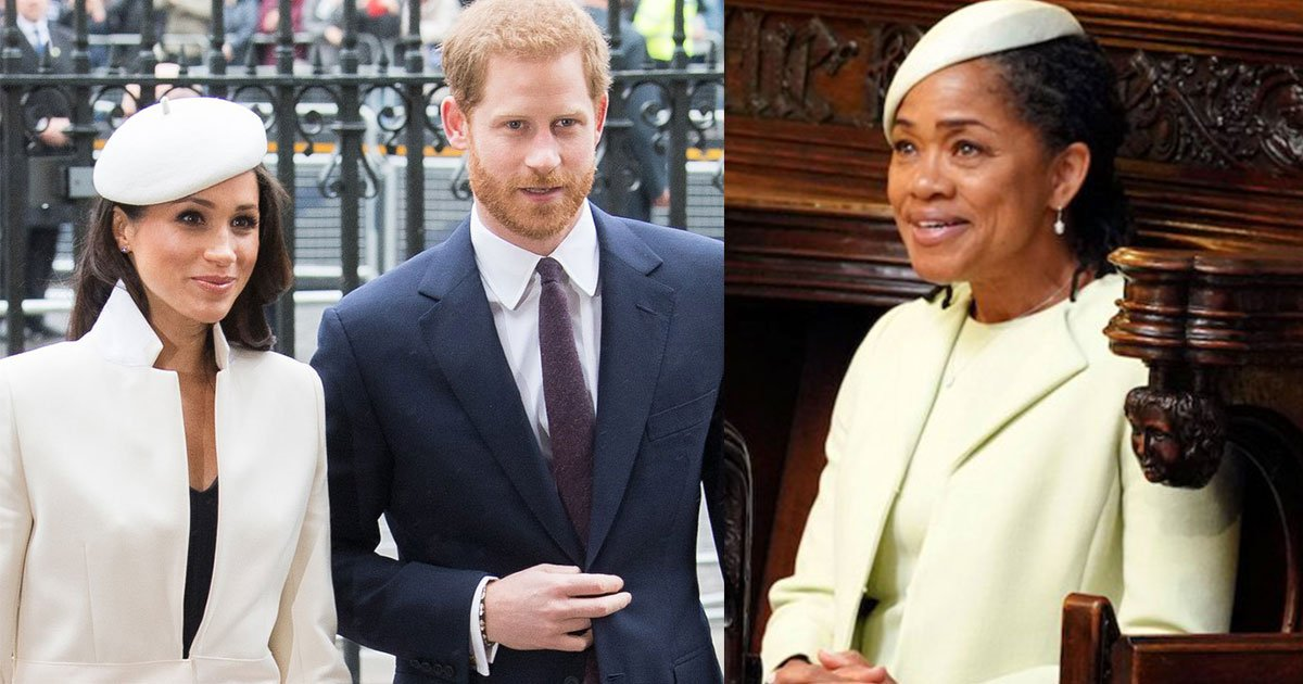 meghan and harry made a secret visit to dorias bungalow in los angeles claims a neighbour.jpg?resize=1200,630 - Meghan And Harry Made A Secret Visit To Doria's Home In Los Angeles