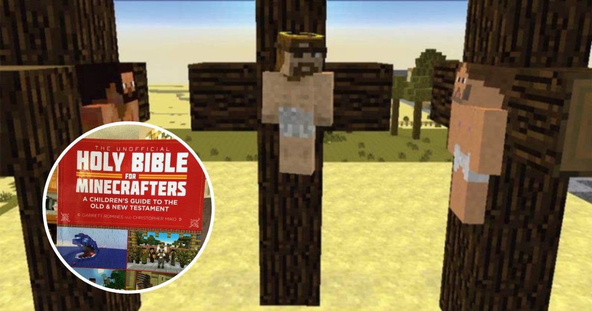minecraft5.png?resize=1200,630 - Church Buys Minecraft-Themed Bibles For Schools to Get Children Into Jesus
