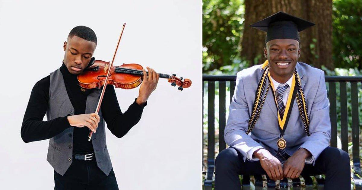 mississippi violonist national anthem.jpg?resize=412,232 - Violinist's Incredible National Anthem Performance Goes Viral