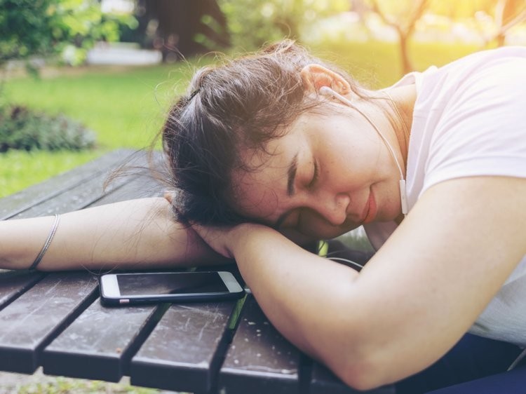 Image result for Taking nap may help you live longer, new study finds 750
