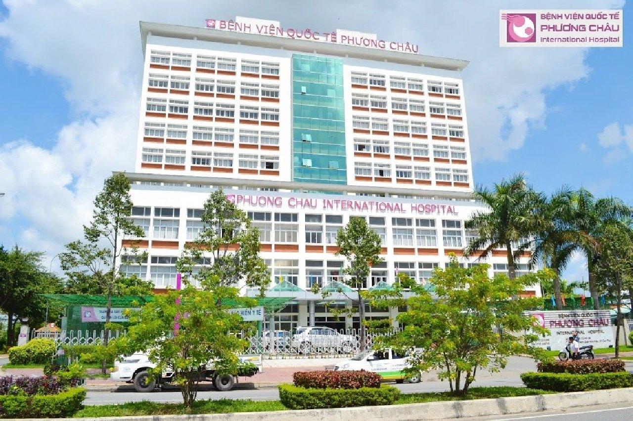 Image result for Phương Châu International Hospital