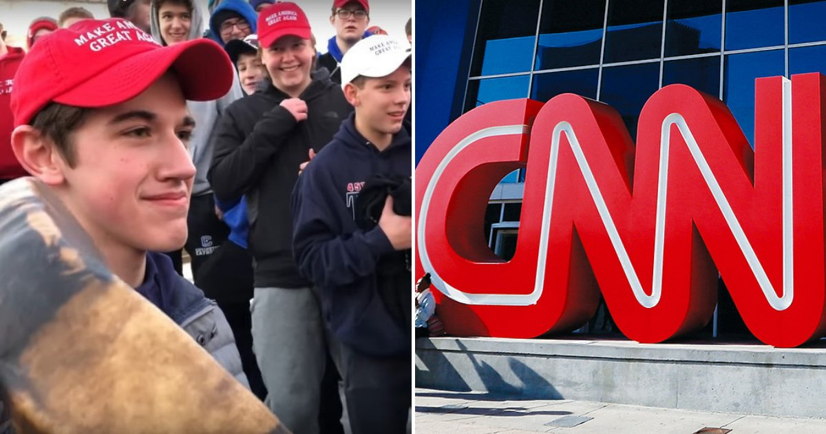 nick6.png?resize=412,232 - CNN To Be Sued For $250M Over 'Direct Attacks' On Covington Catholic Student